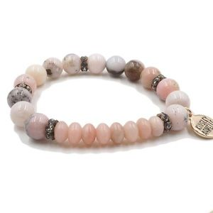 Kinsley Armelle Jewelry - Pink Lady Bracelet